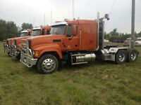 2013 Mack Pinnacle (8 identical trucks available)