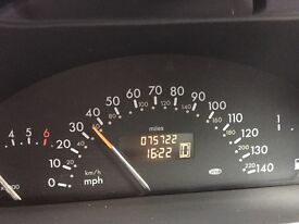Mercedes A140 Silver - Automatic