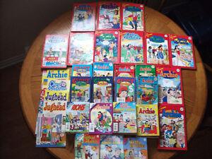 Lot de livres BD Sélection ARCHIE