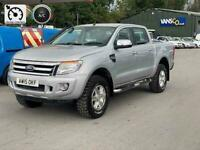 2015 Ford Ranger Limited 4X4 Dcb Tdci Pick Up Diesel Manual