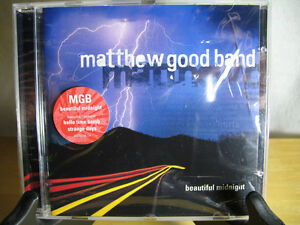 Mathew Good Band, Beautiful Midnight, New CD