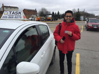 Full Course$444+tax Driving lesson with Certified instructors