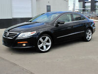 2009 Volkswagen CC Highline - Rare 6 Speed - 2 Sets of Wheels