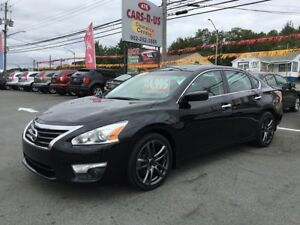 2015 Nissan Altima 2.5 SV 4dr Sedan