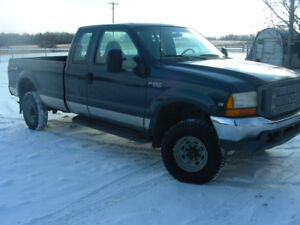 Very Clean 99 F-250