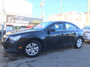 2012 CHEVROLET CRUZE LT HAS JUST 148358 KMS GREAT CONDITION !