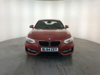 2015 BMW 220I SPORT COUPE 1 OWNER SERVICE HISTORY FINANCE PX WELCOME