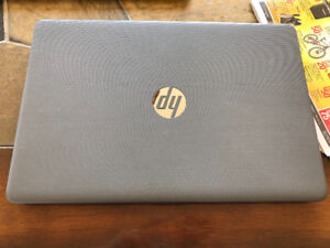 HP laptop 15-bs0xx