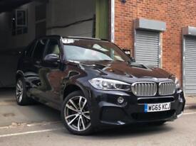 2015/65 BMW X5 40D XDRIVE M SPORT PAN ROOF PX Q5 X6 X4 SQ5 RANGE ROVER