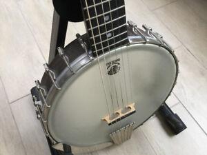 Deering Vega 6 Senator string Banjo
