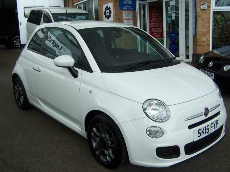 2015 Fiat 500 1 2 S Dualogic (s/s) 3dr | in Leigh-on-Sea, Essex | Gumtree
