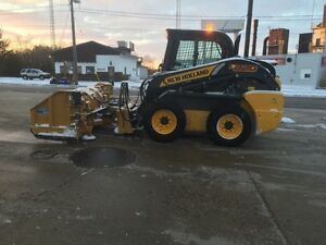 New Holland Skid Steer L220 For Rent