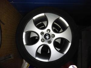 225/45r17 on OEM VW GTI rims 300$ or Ps4