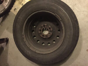 205 70 R15 Summer and winter tires for sale West Island Greater Montréal image 2