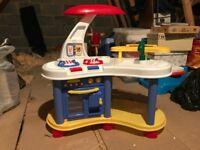 Baby / Toddler Miniature Play Kitchen