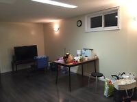 basement 2 bedrooms apartment for rent in markham