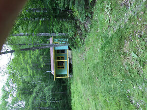 Cottage with deeded access to lake torment