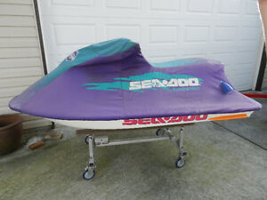 Seadoo Travel Cover