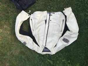 Motorcycle jacket and gear