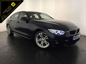 2014 BMW 420D GRAN COUPE M SPORT AUTO 1 OWNER BMW SERVICE HISTORY FINANCE PX
