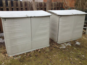 Rubbermaid Storage Shed 32 cu. ft.
