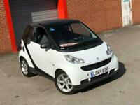 2009 smart fortwo 0.8 CDI Pulse 2dr Coupe Diesel Automatic