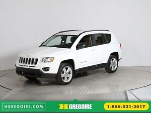 2011 Jeep Compass LIMITED 4WD AUTO A/C CUIR MAGS