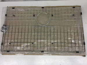 Stainless Steel sink bottom grid grill évier KBG-200-30 NEW NEUF