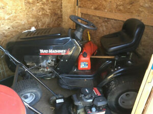 Riding Lawn Mower For Sale - $200