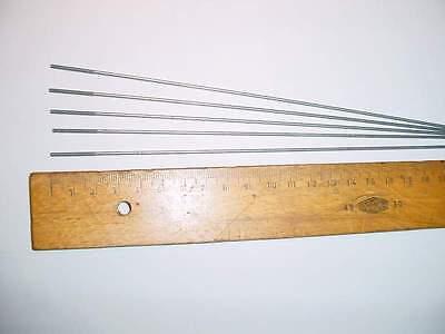 M2 Schubstangen 20cm Gewindestangen 2mm Gewinde M2 Stahl 5Stück