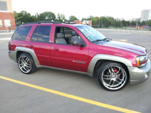 Chevy trailblazer ltz