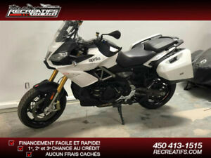2015 Aprilia Caponord 1200 ABS Travel Pack