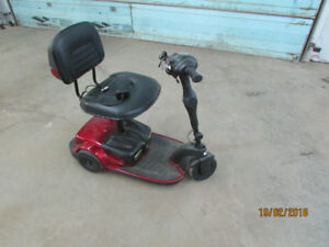 TRITON Scooter - repair it or build your Kids a go cart