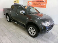 2013 Mitsubishi L200 2.5DI-D CR (EU V) 4WD ( lth ) LB Double Cab Pickup Warrior