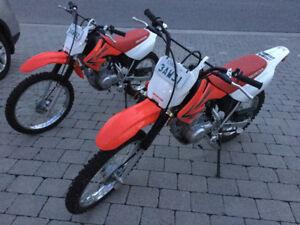 Honda CRF100 - 2013