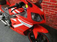 DAELIM ROADSPORT 125cc VJF PRE REGISTERED SALE