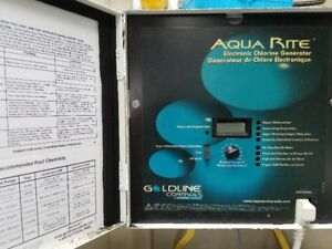 Hayward Aqua Rite Chlorine generator repairs/Turbo cell cleaning
