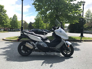 2013 BMW C600SPORT FULLY LOADED $8,000 or trade