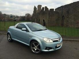 2008 Vauxhall/Opel Tigra 1.4i 16v ( a/c ) Exclusive ** 12 MONTH MOT **