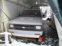 V8 Chevy S10 project