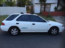 1999 Subaru Impreza Hatchback Brisbane Region Preview