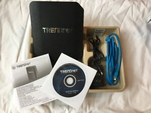 TRENDnet AC1750 Dual Band Wireless Router TEW-812DRU
