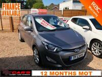 2013 13 REG Hyundai i20 1.4CRDi ( 89bhp ) 2012MY Active FINANCE AVAILABLE