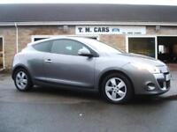 2011 Renault Megane 1.5dCi Dynamique Tom Tom Coupe **£20 Tax**
