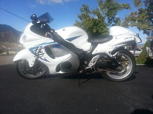 2nd Gen Suzuki Hayabusa, Mint condition, original owner