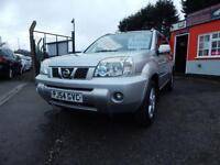 2004 Nissan X Trail 2.2 dCi 136 SVE 5dr Great spec,12 months mot,Service hist...