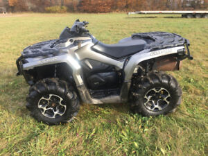 2014 CAN AM 1000 OUTLANDER XT (ADD A PLOW FOR $399) WE FINANCE