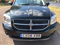 2008 08 DODGE CALIBER 2.0 SXT 5D AUTO 155 BHP