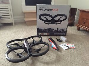 AR.Drone2.0 Drone + extra battery