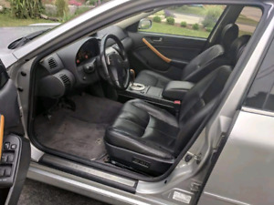 INFINITI G35 225000kms needs transmission